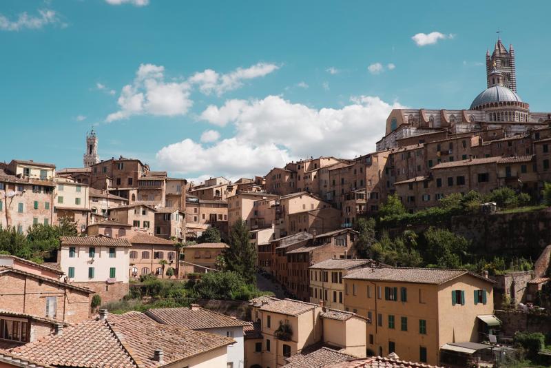 Siena - Tuscany wine tours