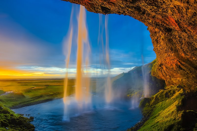 Skógafoss waterfall - Day Trips from Reykjavik