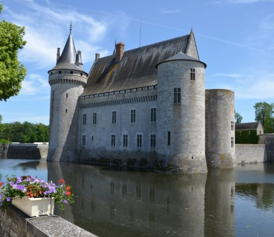 Sully Loire valley castle