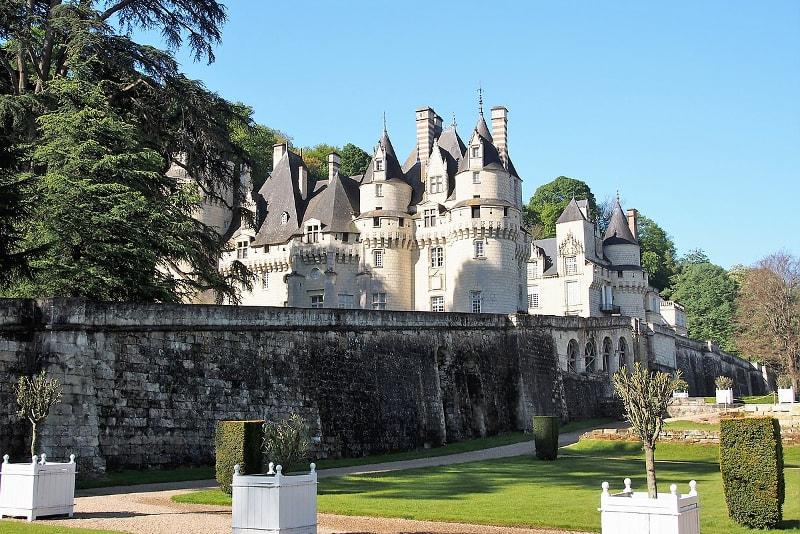 Ussé - excursions aux châteaux de la loire