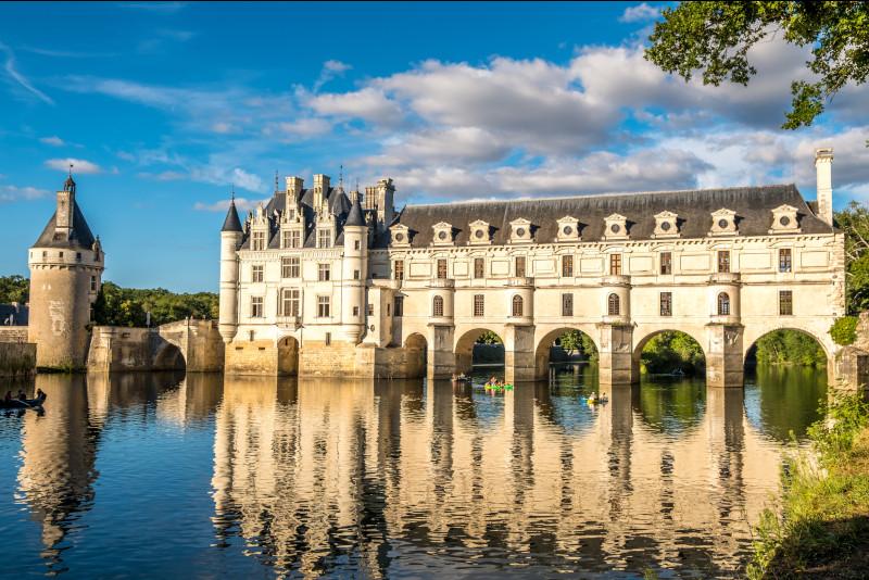 Vallée de la Loire viagem de Paris