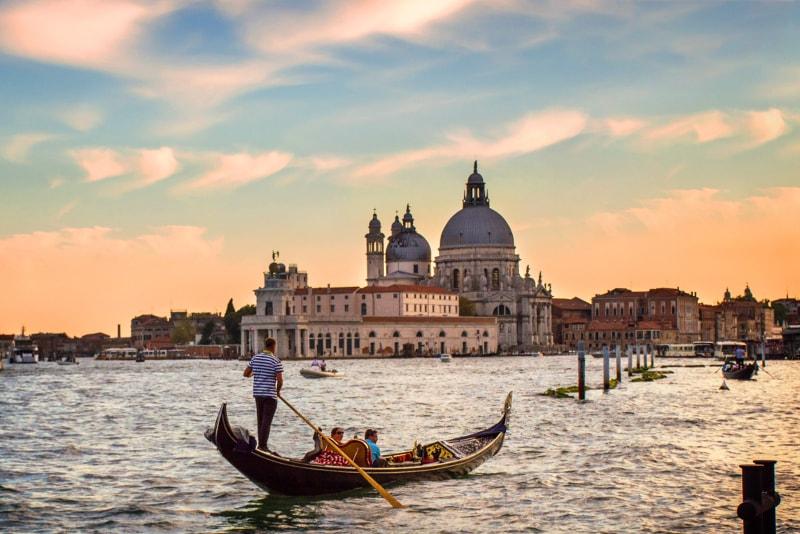 Venedig - Ausflüge von Rom aus