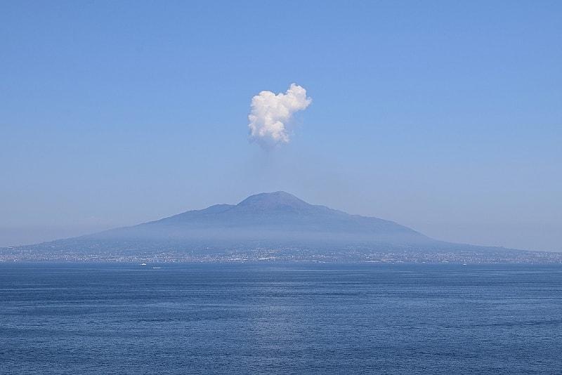 Vesuvio - Visite di un giorno fuori Roma