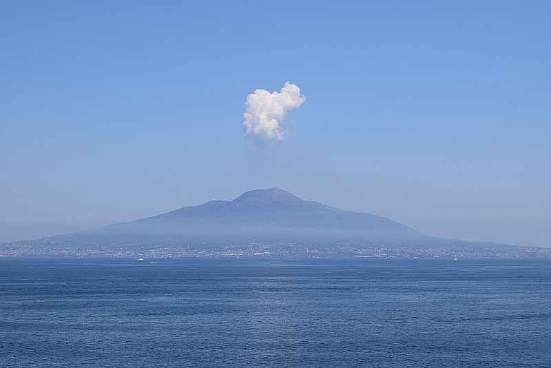 Vesuvius - Day Tours out of Rome