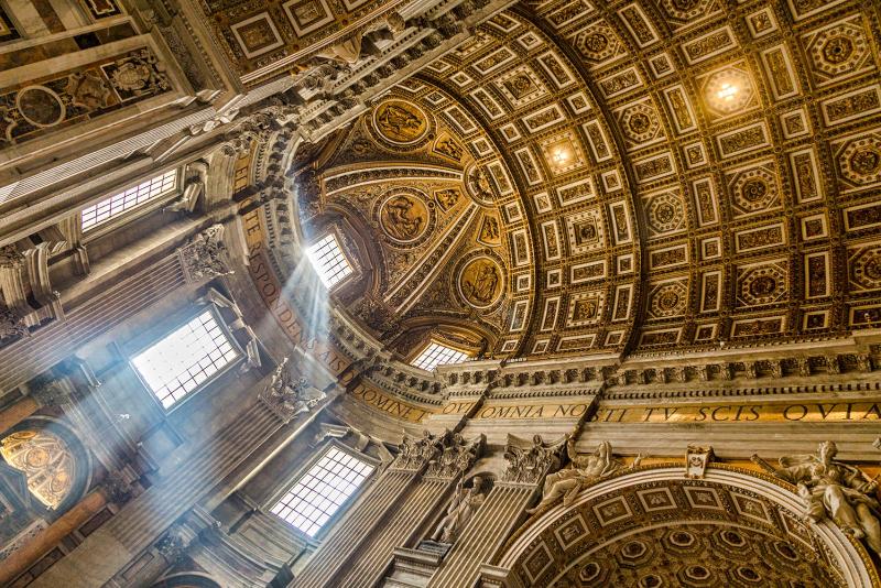 Visite guidée des musées du Vatican – Basilique Saint-Pierre