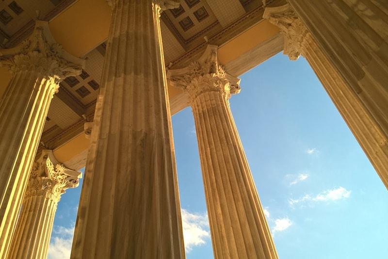 Colonnato Acropoli