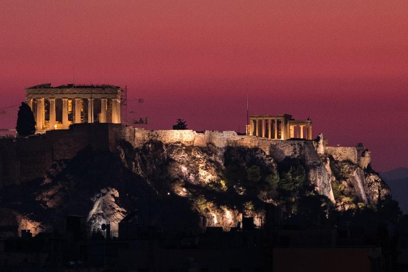 Atenas - Bilhetes para a Acrópole