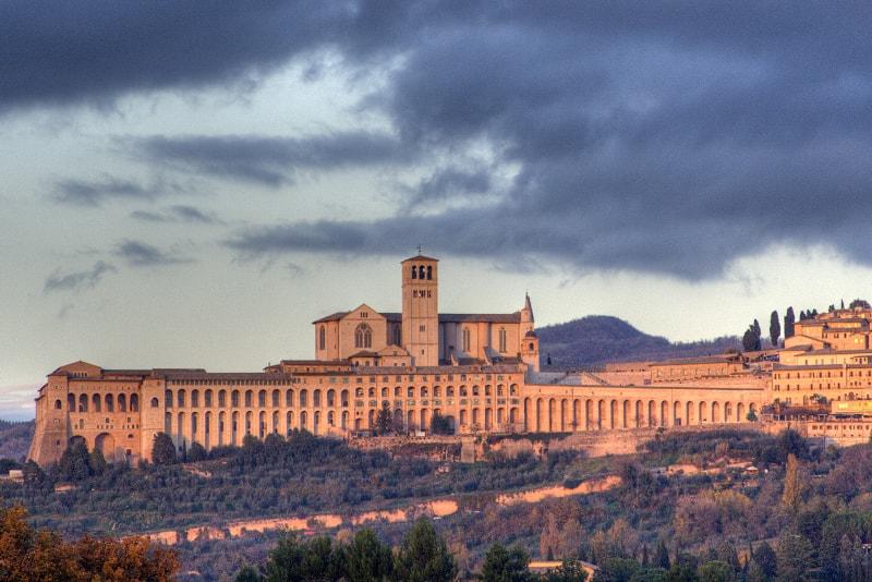 Assisi - Ausflüge von Rom aus