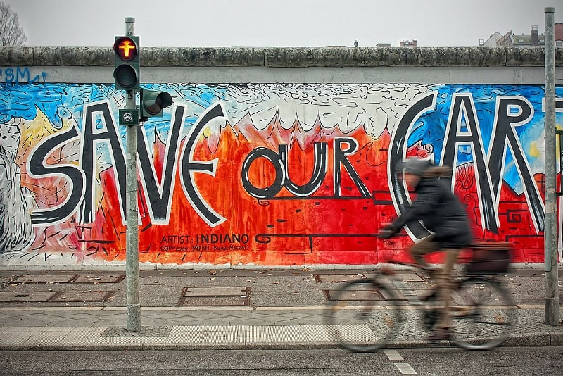 Berlin wall tours