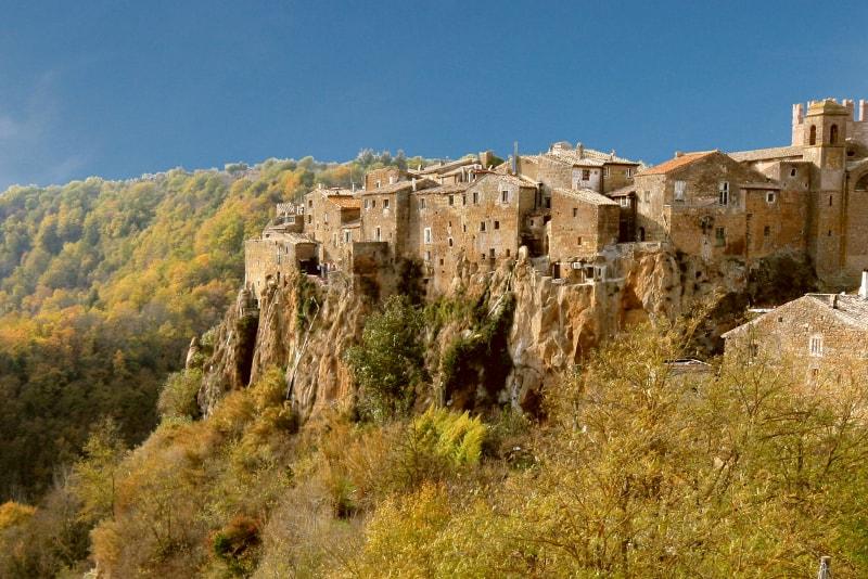 Calcata - Excursiones de un día fuera de Roma