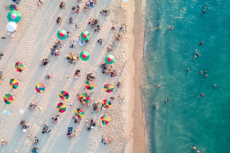 Capacabana beach
