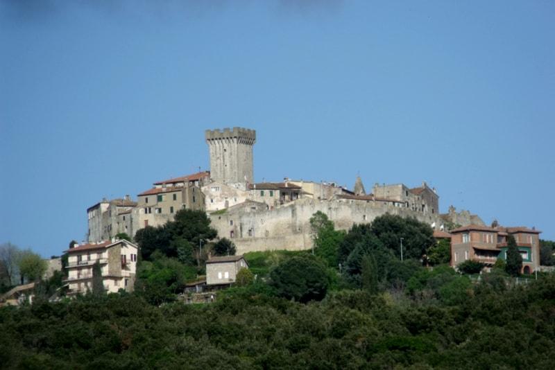 Capalbio - Excursiones de un día fuera de Roma