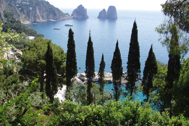 Capri Ausflüge von Rom aus