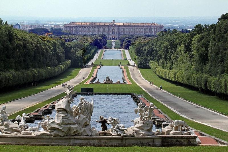 Caserta Königspalast - Ausflüge von Rom aus
