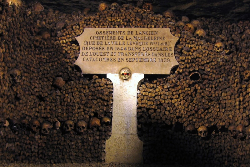 catacombs paris tickets