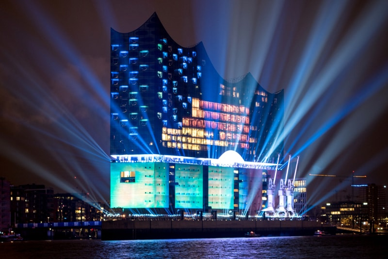 Elbphilharmonie hamburg tours - places to visit