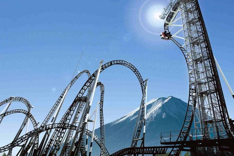 Fuji Q Highland Amusement Park