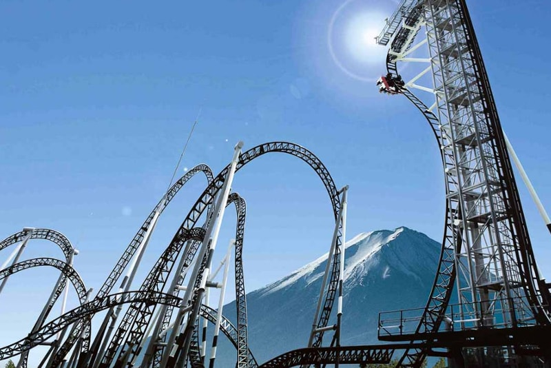Fuji Q Highland Amusement Park