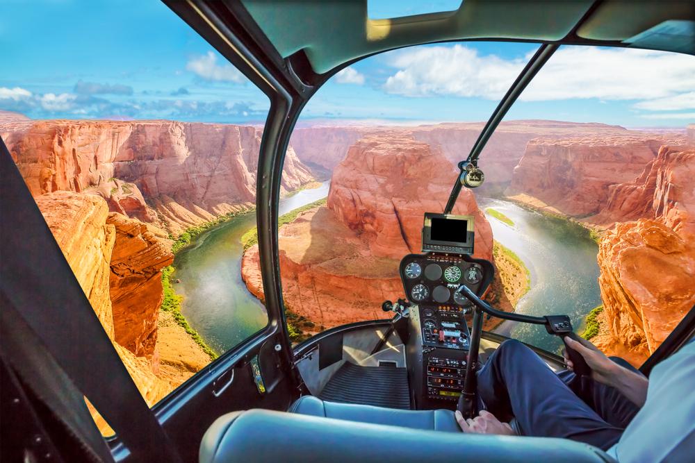 Grand Canyon Helikopter