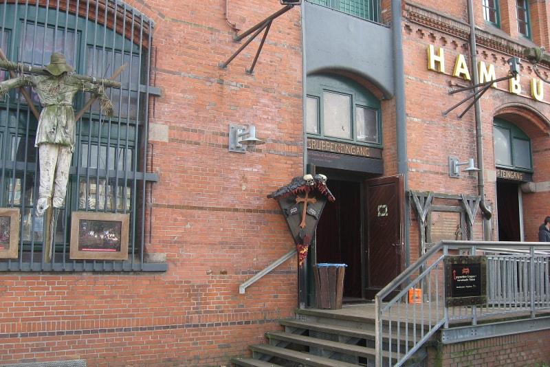 Hamburg dungeon tours - places to visit