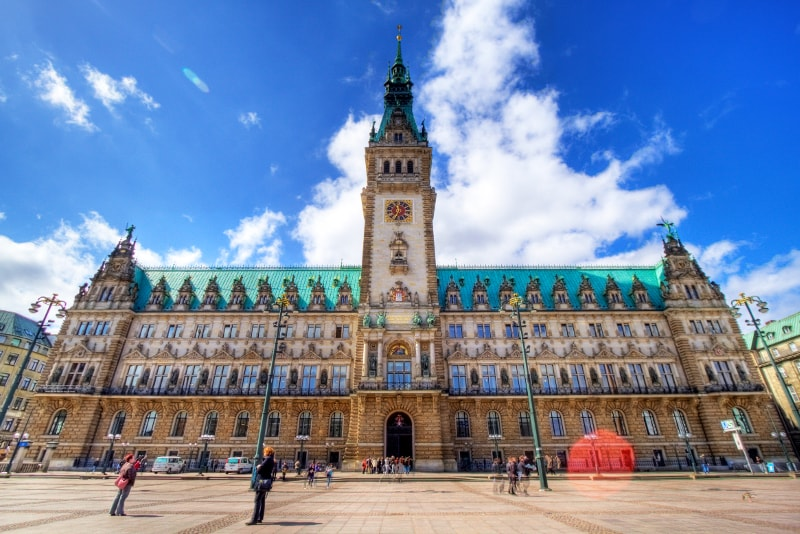 Hamburg free tours - places to visit