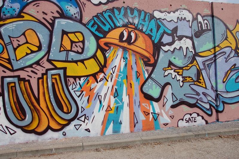 Hamburgo street art
