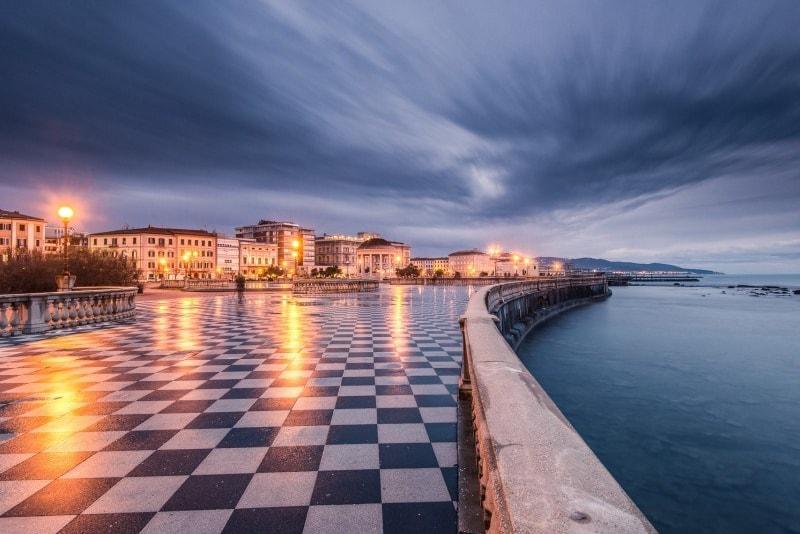 Livorno - Ausflüge von Rom aus