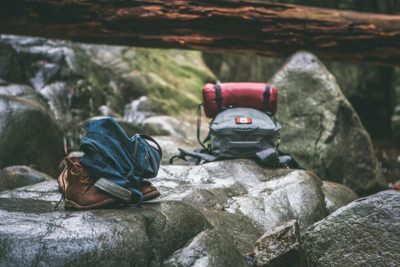 Machu Picchu backpack