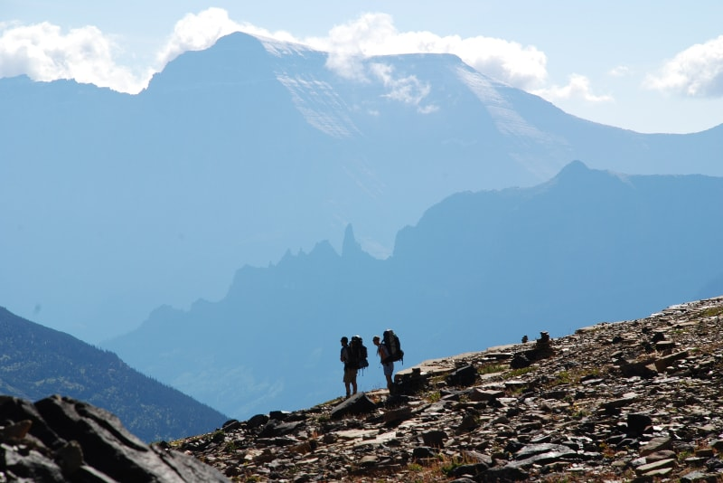 Machu Picchu hikking trail