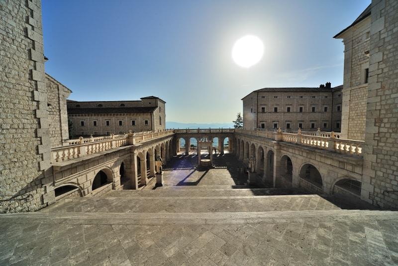 Monte Cassino - Excursiones de un día fuera de Roma