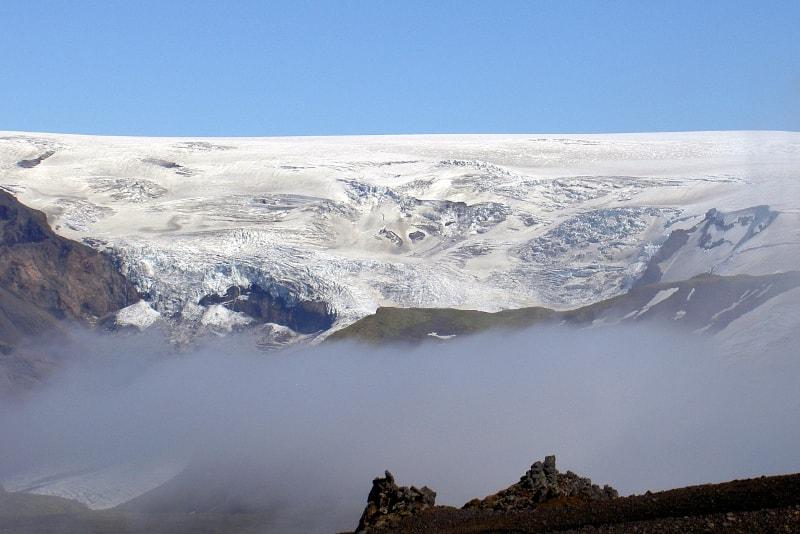 Myrdalsjokull - Day Trips from Reykjavik