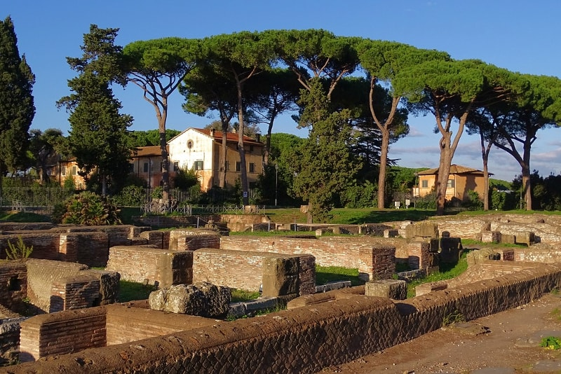Ostia Antica Ausflüge von Rom aus