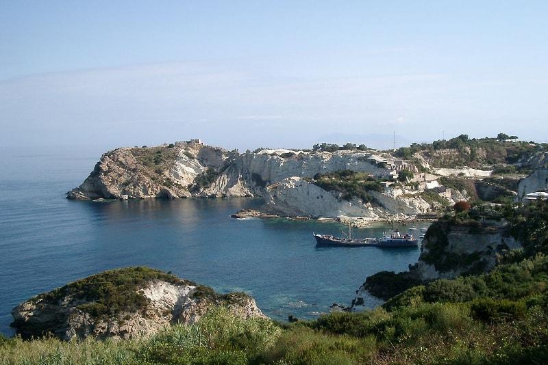 Ponza islands