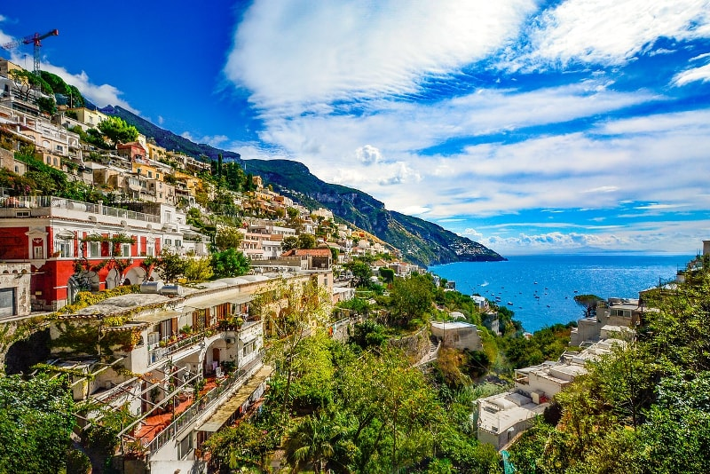 Positano - Day Tours out of Rome