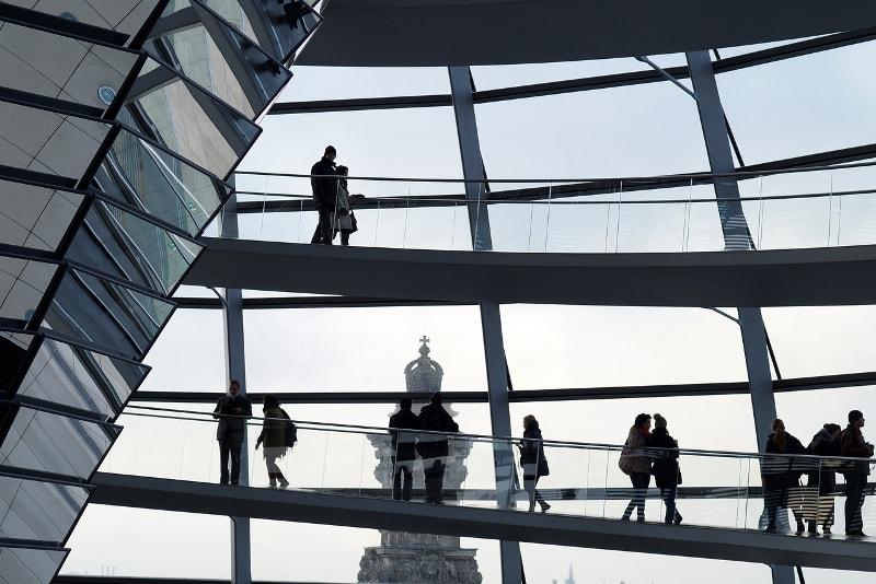 Cupola del Reichstag