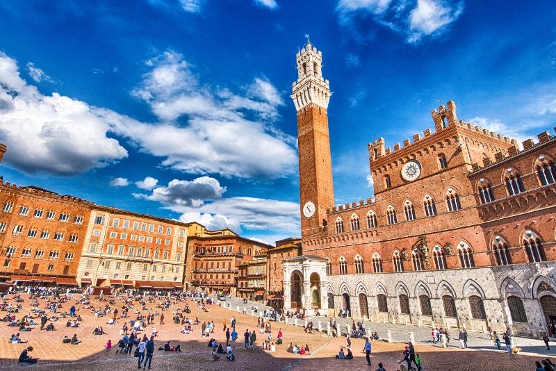 Siena - Excursiones de un día fuera de Roma