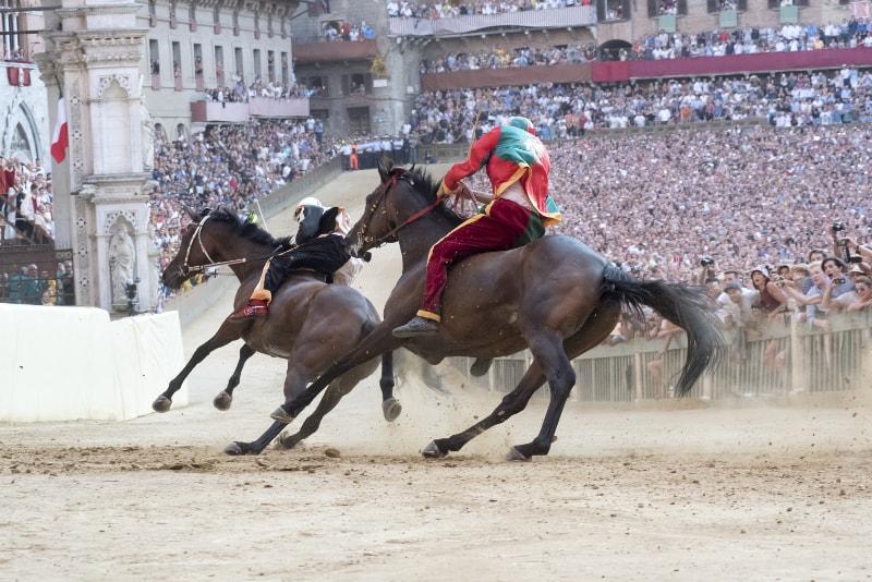 Siena - horse racing