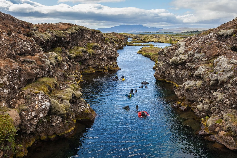 Snorkeling in South Iceland - Day Trips from Reykjavik