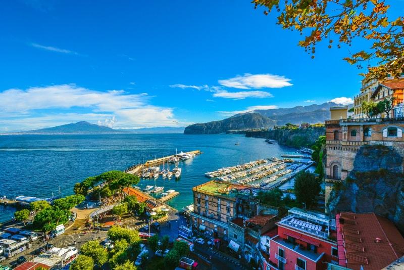 Excursiones de un día a Sorrento desde Nápoles
