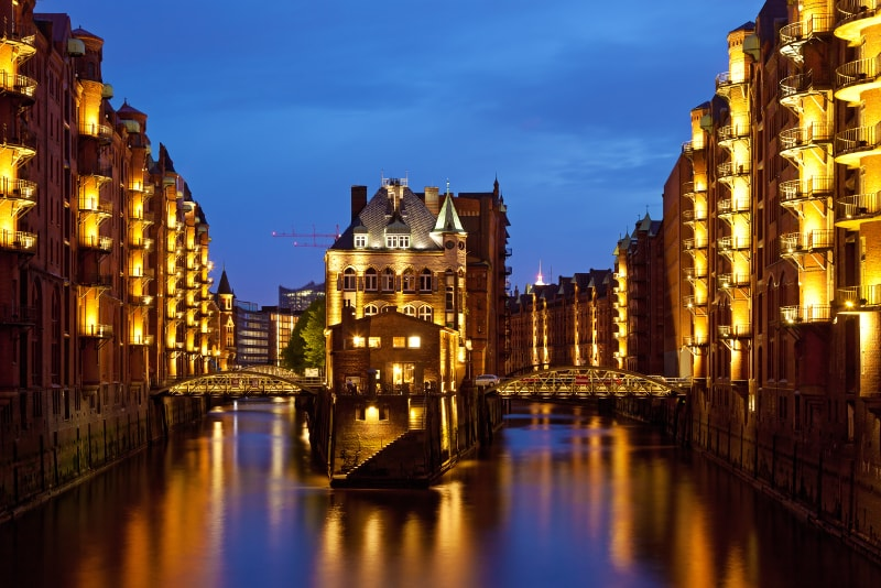 Speicherstadt Hamburg tours - places to visit