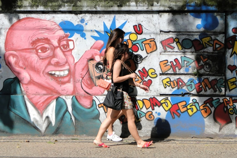Stree art guided tours