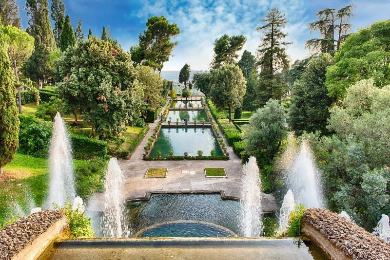 Tivoli Ausflüge von Rom aus