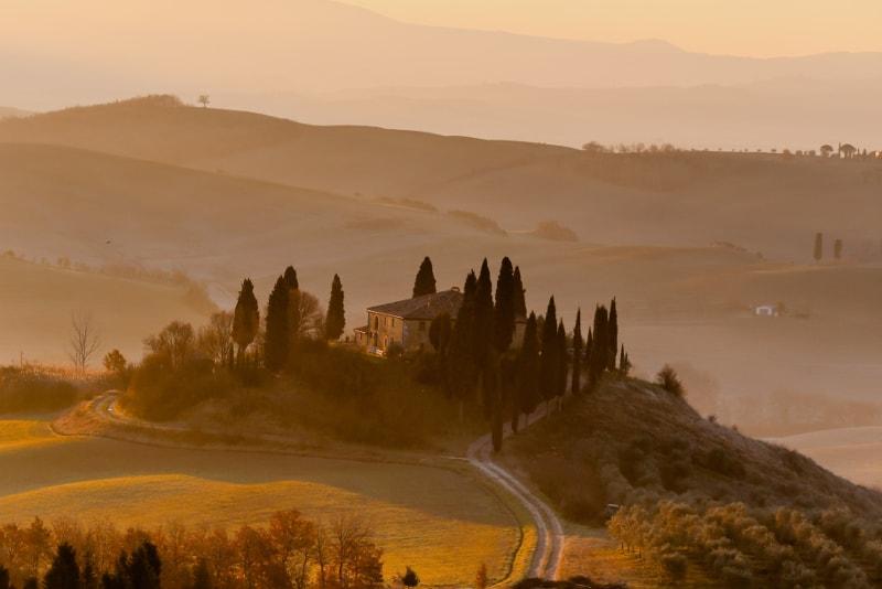 Campagna toscana - tour degustazione vini Toscana