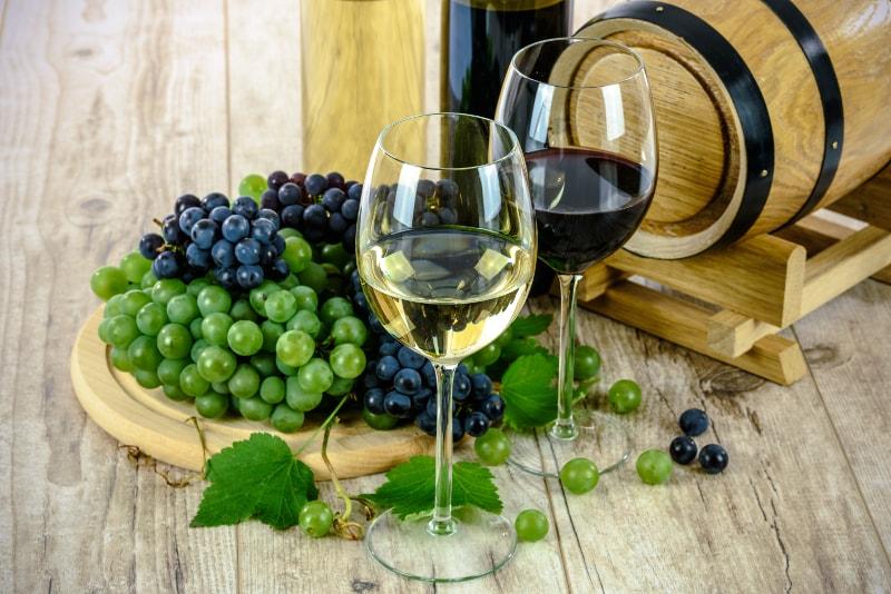 Verkostung der toskanischen Weine