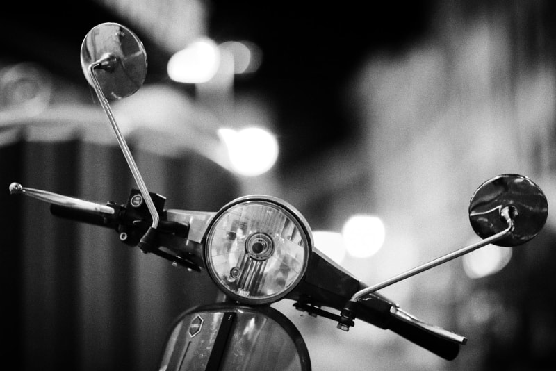 vespa by night in Rome - #8 Rome night tours