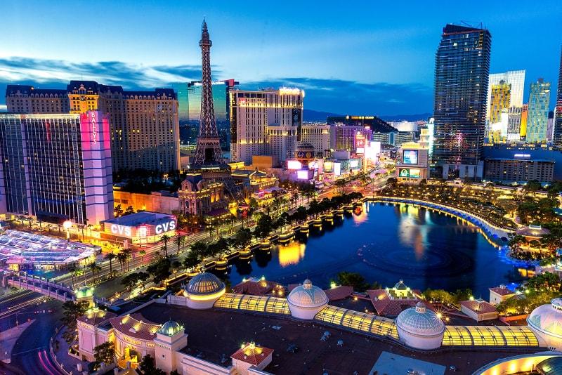 I migliori tour in elicottero di Las Vegas - tour in elicottero Las vegas