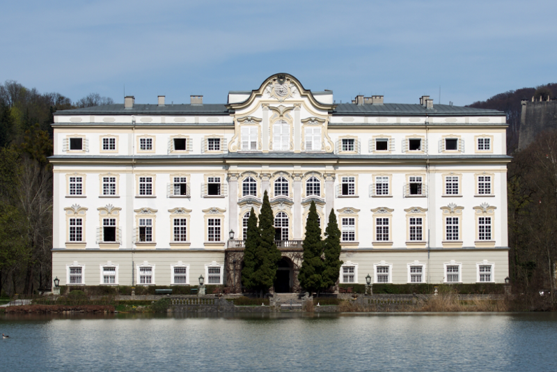 Leopoldskron Castle - Sound of Music Tour in Salzburg