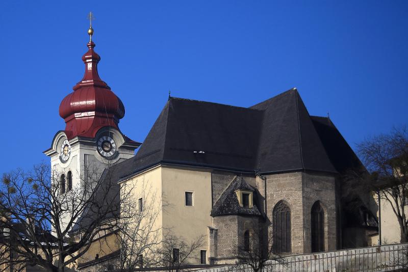 Nonnberg Abbey - Sound of Music Tour in Salzburg