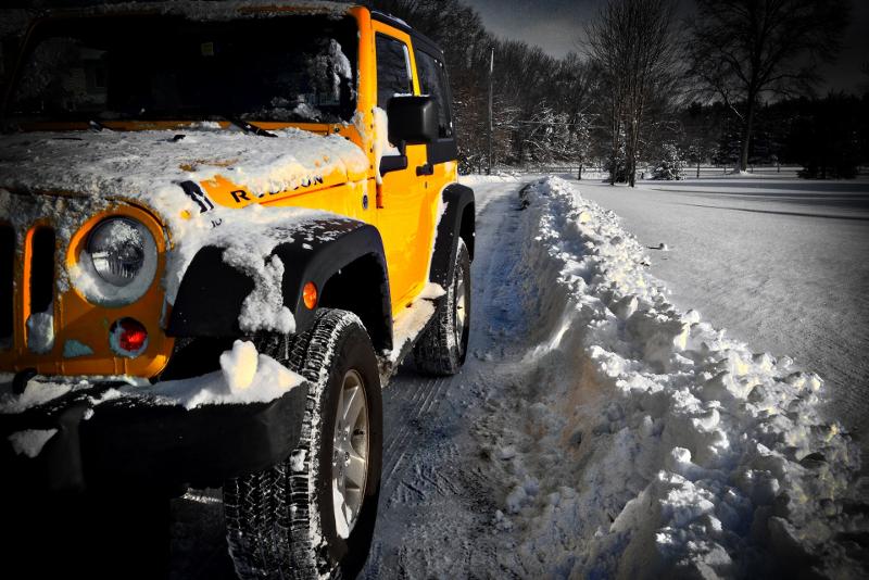 Jeep - Excursions Pour Voir les Aurores Boréales en Islande