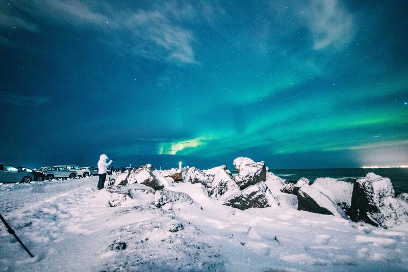 Islande - Excursions Pour Voir les Aurores Boréales en Islande